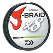 Daiwa J-Braid Chartreuse Fishing Line 330 Yards 8lb Test JB8U8-300CH