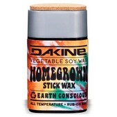 Dakine Home Grown Soy Stick Snowboard Wax