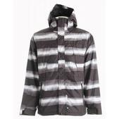 DC Alpine Jacket Black Stripe