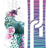 DC Biddy Snowboard 143 - Women's