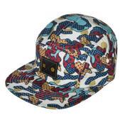 DC Cyrcle 5-Panel Strapback Hat