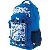 DC Enroll W Backpack Print Lapis/Shadow