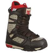 DC Flare Snowboard Boots Espresso/Sand