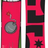 DC MLF Snowboard 150 - Men's