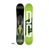 DC Ply Snowboard 2013/14 - Mens