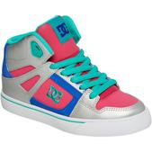 DC Spartan Hi Skate Shoe - Girls'