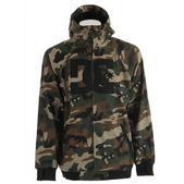DC Spectrum Snowboard Jacket CAMO