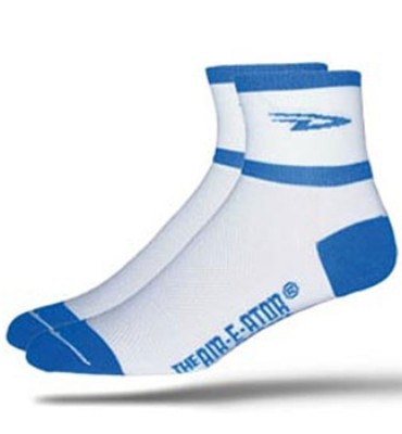 Defeet D-team Blue 08 Cycling Socks