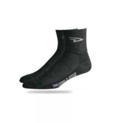 DEFEET Men's Wooleator Bike Socks