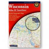 DeLorme Wisconsin Atlas and Gazetteer - 12th Edition