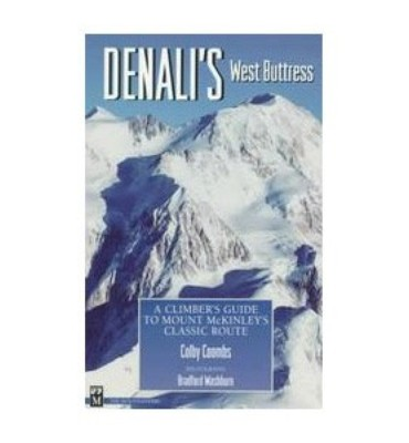Denali's West Buttress (Huntington Graphics)