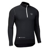 Descente Men's Pro-V Mid LS Windlayer Jersey