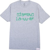 Diamond Cities Premium Heather Grey Small T-Shirt