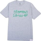 Diamond Cities Premium Heather Grey XX-Large T-Shirt