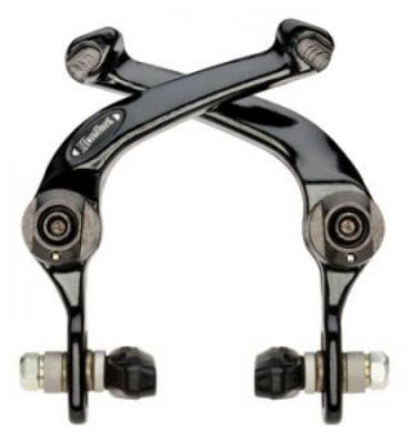 Diatech Hombre Ad996Tw Front Or Rear Black U Brake