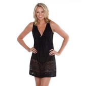 Dotti All Decod Out U-Ring Bathing Suit Cover Up