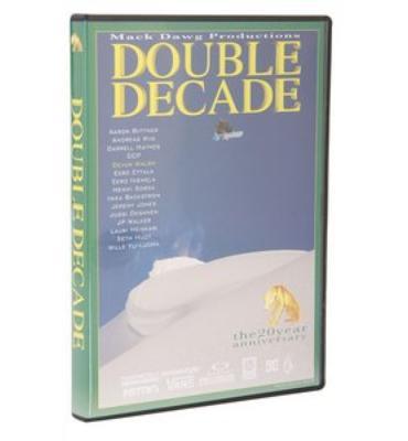 Double Decade Snowboard DVD
