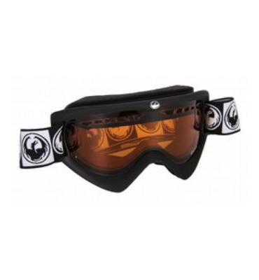 Dragon DX Snowboard Goggles Coal/Amber/Checkers