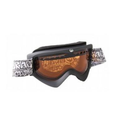 Dragon DX Snowboard Goggles Nil/Amber/Dribbler