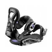 Drake Jade Snowboard Bindings Black