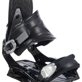 Drake Matrix Snowboard Bindings Black - Men's