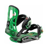 Drake Reload Snowboard Bindings Green