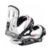 Drake Reload Snowboard Bindings White