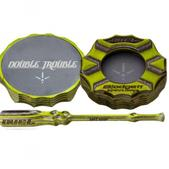 Duel Double Trouble Friction Pot Turkey Call T004R