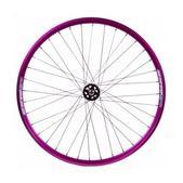 Eastern Lurker Front Wheel Purple 700C