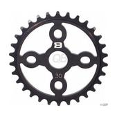 Eastern Medusa Light Chainwheel Matte Black 25T