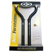 "Easton 2010 Aeroforce MOD ""S"" Alloy Bend Aerobars"