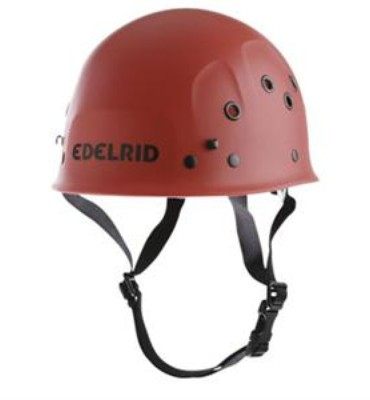 EDELRID JR HELMET - RED