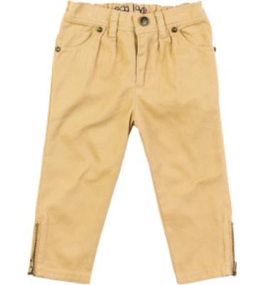 Egg Stretch Twill Pants - Toddler Girls'