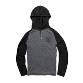 Element Torch Long Sleeve Hooded Shirt - Men's