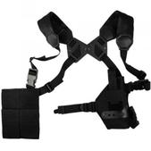 Elite Survival Systems Modular Ambidextrous Double Shoulder Holster MASH-5A