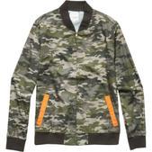 Elwood Camo Varsity Jacket - Men's