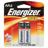 ENERGIZER AA 2PK