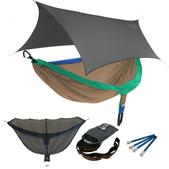 ENO DoubleNest OneLink Sleep System - ATC Special Edition With Grey Profly