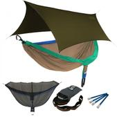 ENO DoubleNest OneLink Sleep System - ATC Special Edition With Olive Profly