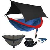 ENO DoubleNest OneLink Sleep System - Patriot With Black Profly