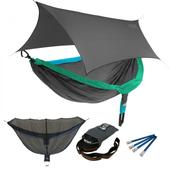 ENO DoubleNest OneLink Sleep System - PCT Special Edition With Grey Profly