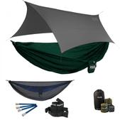 ENO ProNest OneLink Sleep System - Forest Green With Guardian SL & Grey Profly