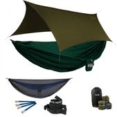 ENO ProNest OneLink Sleep System - Forest Green With Guardian SL & Olive Profly