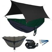 ENO Reactor OneLink Sleep System - Navy/Forest With Black Profly