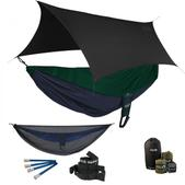 ENO Reactor OneLink Sleep System - Navy/Forest With Guardian SL & Black Profly