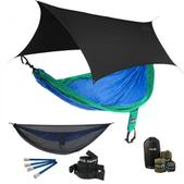 ENO SingleNest OneLink Sleep System - Royal/Emerald With Guardian SL & Black Profly