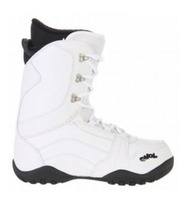 Evol 1080 Snowboard Boots White