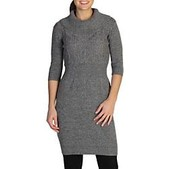 Ex Officio Womens Cafenista Sweater Dress - Sale