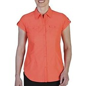 Ex Officio Womens Dryflylite? Cap Sleeve Shirt