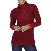 Ex Officio Women's Irresistible Dolce(TM) Mockneck Sweater - Closeout